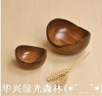 Dish bowl wooden bowl pigeon bowl multi purpose