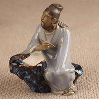 Free shipping Figurines ceramic decoration crafts decoration home decoration