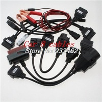 2013 New  TCS cdp pro plus car cables full set 8 cables for TCS cdp+ car low price