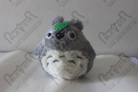 15CM totoro plush toys lovely totoro stuffed toys high quality soft fur cartoon toys