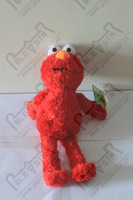HIGH QUALITY doll real pictures character plush elmo doll high quality fur   Free Shipping Sesame street dolls