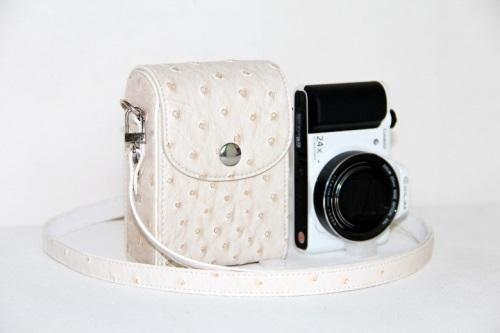 Free Shipping White Camera bag case for ZR1000 fc300s ZR400 ZR300 TR150 TR200 ZR700(China (Mainland))
