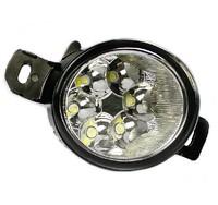 LED Fog Light For Teana Qashqai X-Trail LED Fog Lamp Super Bright Daytime Running Light DRL Free HK Post