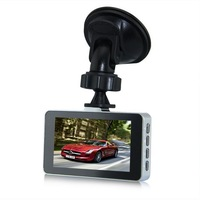Freeshipping Car Camcoder Blackview DVR G2W HD 1080P 170 degree wide-angle Infrared night vision WDR wide dynamic