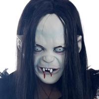 FREE SHIPPING!!!Sadako Yamamura mask, bloodcurdling succuba mask,Halloween mask ,Bar & party prop