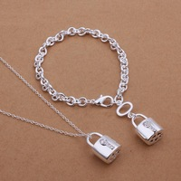 Hot sale S355 Free Shipping,wholesale 925 silver jewelry set,fashion jewelry for women factory prices
