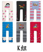 wholesale  Yuelinfs cartoon toddler wear for 0-36month K Group PP pant  baby tight  18pcs/lot