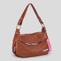Hotselling new fashion Women's handbag one shoulder handbag casual all-match colorant match female bags