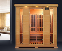 Khan steam room sauna room tourmaline khan steam room box dry steam room