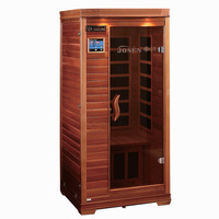 Josen far infrared home light wave khan steam room bs-6109