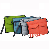 Free Shipping  Multifunction digital organize bag pad protective case pouch for Table PC/Mobliephone handbag case for ipad