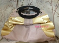 Women's handbag vintage elegant bow bag handbag shoulder bag