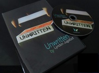 Unwritten by Lyndon Jugalbot & SansMinds  - Magic Trick, Metal stage magic/magic props/as seen on tv High quanlity