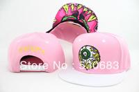 New arrival Mishka men women Snapback hat  high quality 100% cotton baseball cap 7 styles leisure caps!Free shipping!