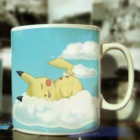 Pokemon pikachu mug coffee cup printing logo