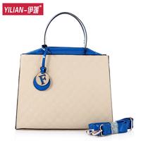 Women's handbag 2013 fashion check bag casual bag women's bags messenger bag