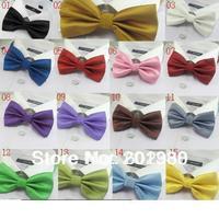 butterflies butterfly bowknot bow tie knot bowtie men's necktie neck ties polyester ascot cravat