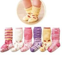 Free shipping wholesale The new female money baby socks the infant child socks hosiery for baby infant children's socks