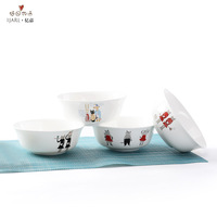 Billion ka ijarl fashion bone china ceramics soup bowl noodle bowl rice bowl salad bowl tableware 4 cat