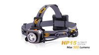 Fenix HP15 Cree XM-L2 4 x AA LED Professional Hiking High-Powered Expedition Rescue Research Headlamp + Diffuser