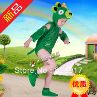 Child animal dance performance wear pig costume pig clothes