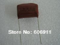 1000pcs / lot CBB film capacitors 105J / 400v 105 1000nf 1uf P20mm 5%