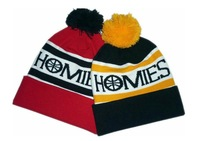 6 colors! Homies Beanie hat with a pom, Homies beanies caps and hats for men and women+free shipping