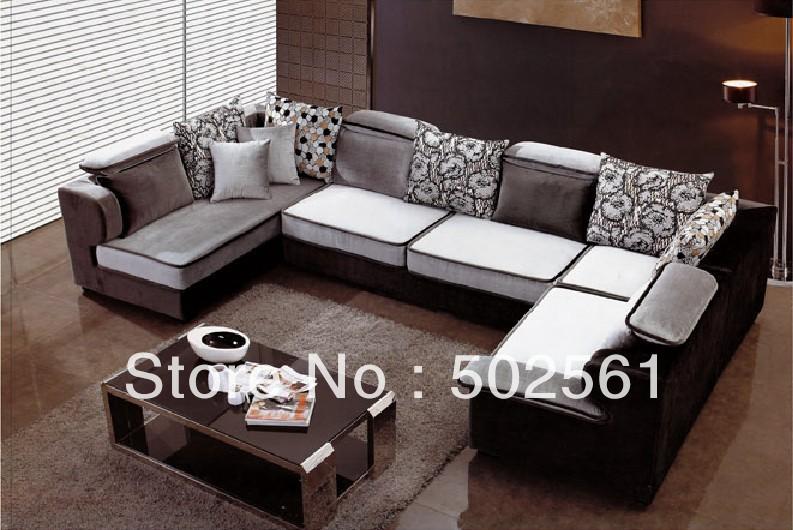 U-shaped Sectional Sofa Fabric | 793 x 530 · 125 kB · jpeg