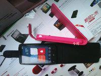 S5C ZTE V987 V967S Flip Leather Case Cover For ZTE V987 V967S Moblie Phone Free Shipping