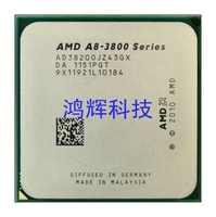 Amd a8-3820 scattered pieces amd quad-core cpu fm1 hd6550 graphics card gpu 4 2.9g