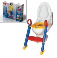 Regis zuopianqi infant child potty chair toilet seat chair folding toilet