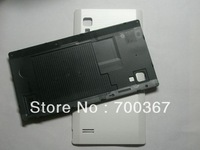 5pcs/lot Guaranteed 100% original brand new back cover for L9 P760+free shipping