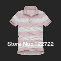 casual men top quality new 2013 men shirt ,brand men shirt Men's fashion cotton striped