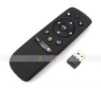Mini Wireless Air Mouse 6-axis Gyroscope Technology Full Remote Control 2.4G for PC/Smatr TV/Set-top-box/Android Tv box/HDTV