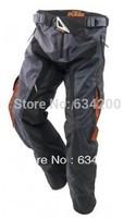 2014 NEW KTM cross-country trousers black M L XL