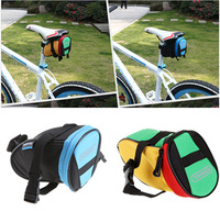 New! Outdoor Bike bicycle Saddle Bag Pouch Cycling Seat Bag / ROSWHEEL Bicycle Tail Bag free shipping