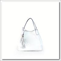 336751 luxury  lemon white nano 2013  new  fashion women design genuine leather shoulder  handbag top quality wholesale