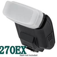 2pcs Precision Design PD-FD270 Bounce Flash Diffuser for Speedlite 270EX / 270EX II