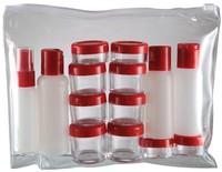 14 travel set tosses lotion bottle cosmetic packaging bottle flip bottle perfume bottle cream jar