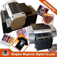 CE A4 digital flatbed printer