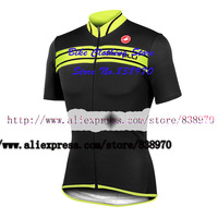 7 Style New Arrival! Hot 2013 castelli Cycling Jersey Short Sleeve / ropa ciclismo men/ cycling clothing set 84-1 Free Shipping!