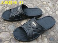Men's plus size shoes 46 47 plus size word slippers plus size sandals Large sandals plus size shoes