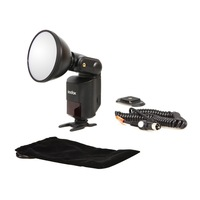 Free shipping Godox AD360 Witstro High Power Portable External Speedlite Flash for DSLR Canon