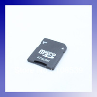FREE SHIPPING  2000PCS/LOT MICRO SD ADAPTER TO SD TF CARD ADAPTOR #0410