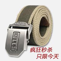 511 thickening men's canvas belt general casual all-match canvas belt strap cloth belt  canvas belt  for man