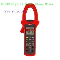 Professional sale  testing meters UT232 Digital Power Clamp Meter  free shipping