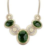 2013 fashion jewelry/Fashion Europe Court temperament jewel Necklace,Choker  Necklace