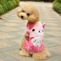 Hot Sale  Fashion new arrival Christmas Pet coat  winter dog coat Jumper S-XXL 10pc/lot LPC111708