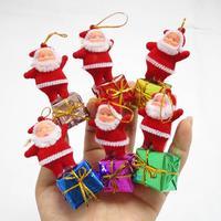 FREE SHIPPING!!!Christmas supplies, Christmas tree ornaments, Santa Claus