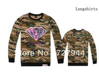 New arrive 12 colors free shipping  Diamond supply Longshirts t shirt high qulaity Men's t-shirt 100% cotton hiphop